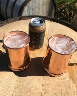 Copper Stein moscow mule mug
