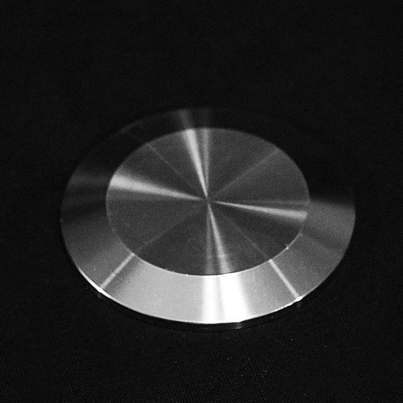 Stainless Steel Tri-Clover End Cap (Multiple Sizes)