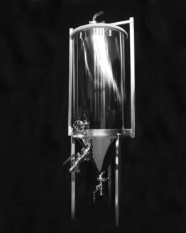 Stainless Steel Conical Fermenter - 13 Gallon