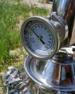 "13 Gallon Stainless Steel Still (Pot Still, 3"")"