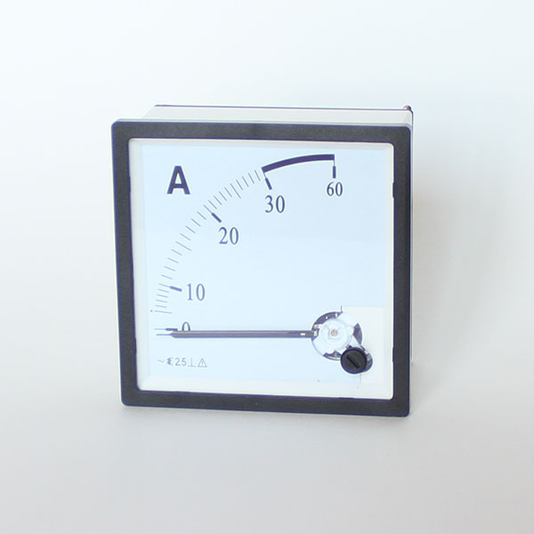 30 Amp Ammeter with Current Transformer