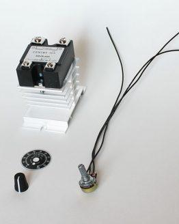 Heat Controller Internal Components