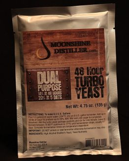 48 Hour Turbo Yeast - 135 g