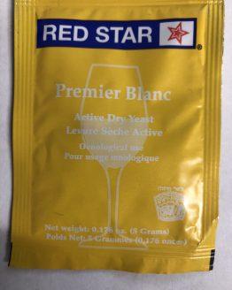 Red Star Premier Blanc