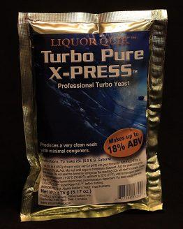 Turbo Pure X-Press, 175g