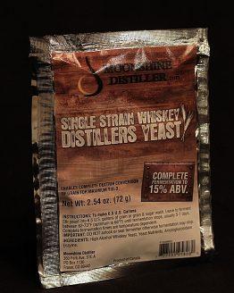 Moonshine Distiller's Whiskey Distillers Yeast