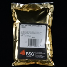 Red Star Distiller's Active Dry Yeast (DADY)