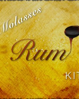 Rum Ingredients and Recipe Kit