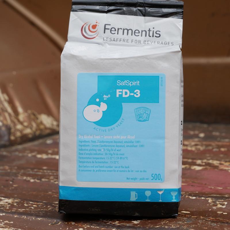 Fermentis Safspirit FD-3 (Fruit Yeast)