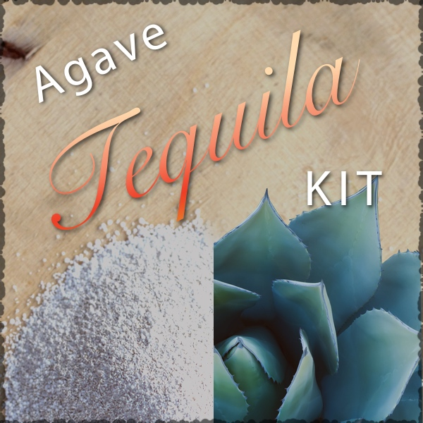 Tequila Ingredients Kit and Recipe
