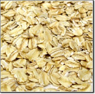 Flaked/Rolled Oats - 5 lbs