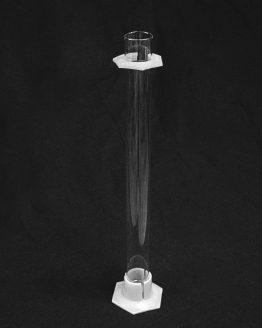 Glass Hydrometer Test Jar for Alcoholometer/Hydrometer