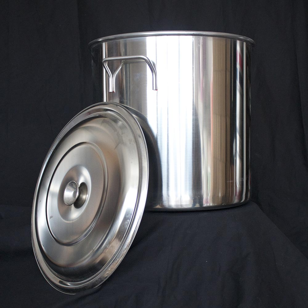 Stainless Steel Brew/Stock Pot - 32 Quart (8 gallon)