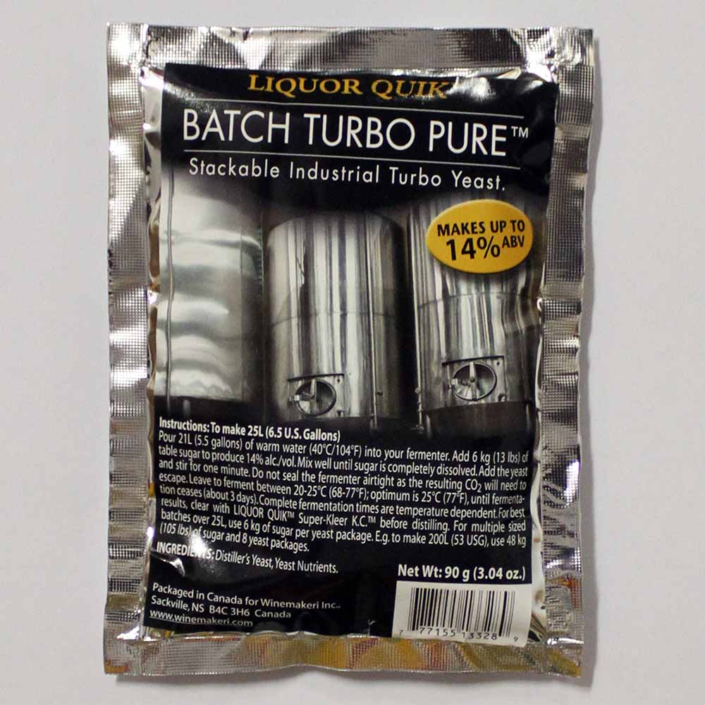 Batch Turbo Pure, 90g