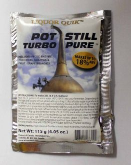 Pot Still Turbo Pure Yeast