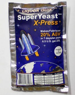 SuperYeast X-Press, 135g