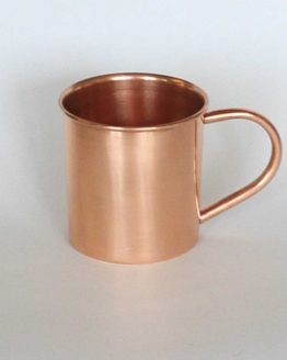 Copper Moscow Mule Mug, 16 oz.