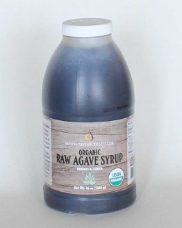 Organic Raw Blue Agave Syrup - 46 Oz.