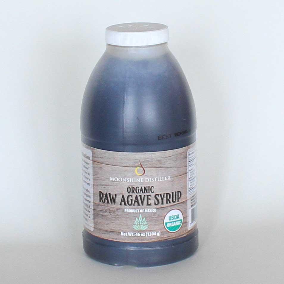 Organic Raw Blue Agave Syrup - 46 Oz.