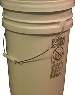 Plastic Fermenter Bucket  - 6 Gallon