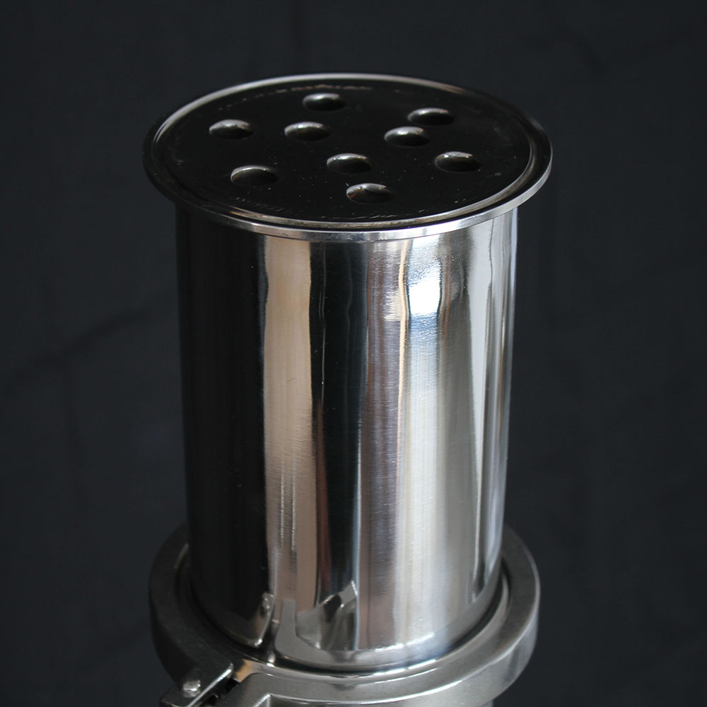 4 Inch Stainless Steel Modular Copper Bubble-Plate Tower
