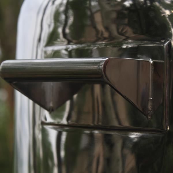 Stainless Steel Milk Can Boiler - 26 Gallon