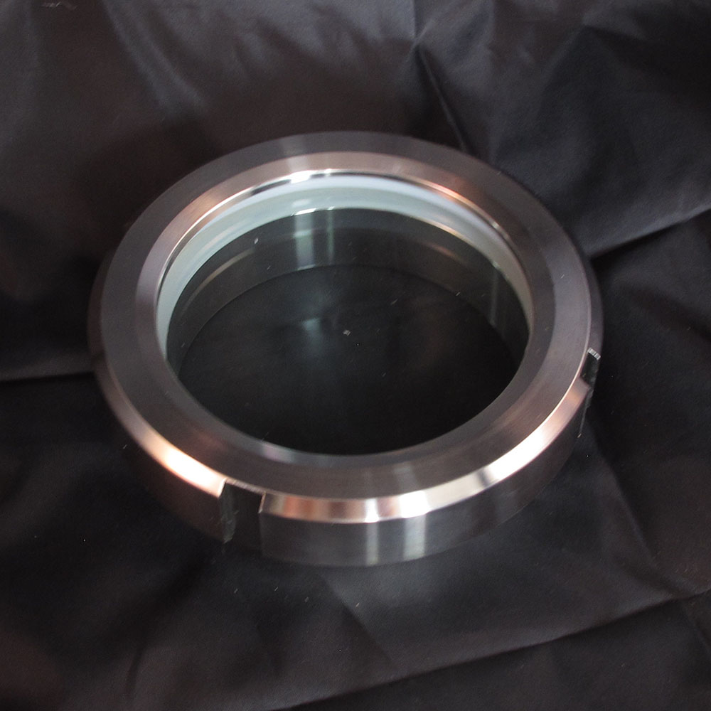 Stainless Steel Sight Glass - 4 Inch