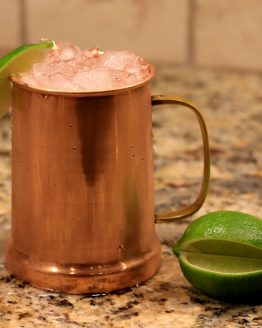 Copper Stein, 18 oz.