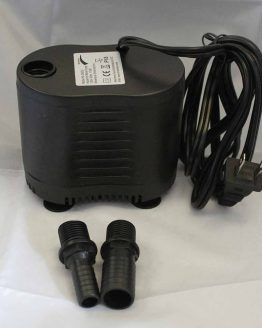 Submersible Pump (for recirculating cooling water)