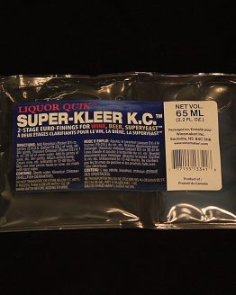 Super-Kleer - 2-Stage Fining Agent
