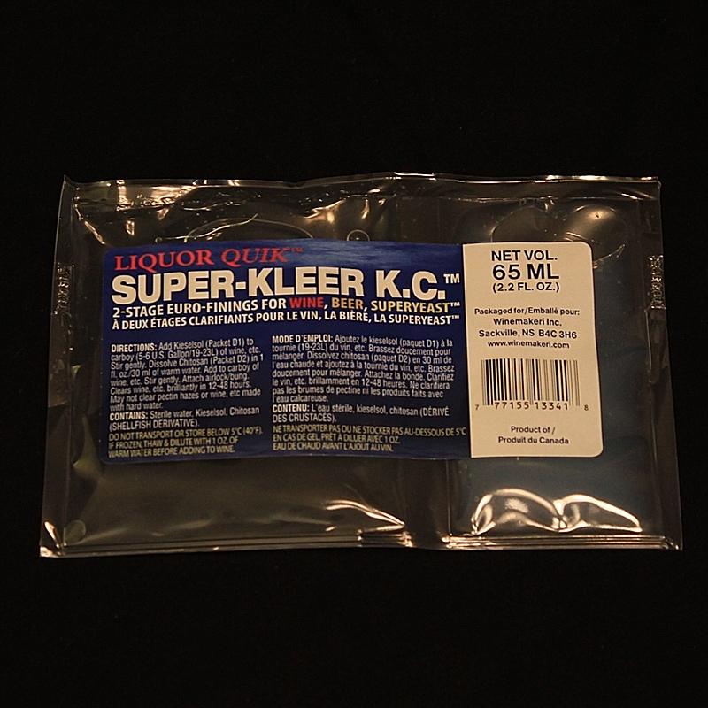 Super-Kleer - 2-Stage Fining Agent