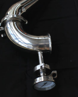Traditional Pot Still Head - Stainless Steel, 3""